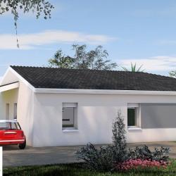 Maison  5 pièces + Terrain  441 m² Poitiers