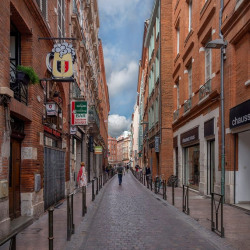 Cession de bail Local commercial Toulouse 40 m²