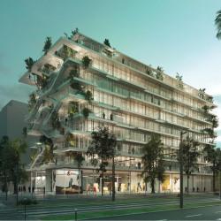 Location Bureau Nice 6203 m²