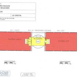 Location Bureau Guyancourt 1766 m²