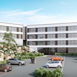 Location Bureau Sophia Antipolis 190 m²