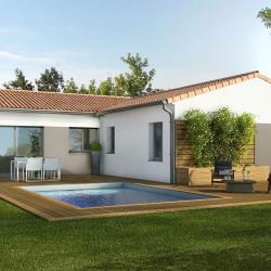 Maison  4 pièces + Terrain  593 m² Mirepoix