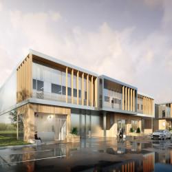 Location Local d'activités Neuville-sur-Oise 609 m²