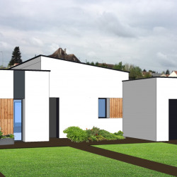 Maison  4 pièces + Terrain  559 m² Blois