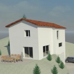 Maison  4 pièces + Terrain  500 m² L'Arbresle