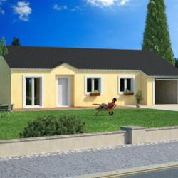 Maison  5 pièces + Terrain  650 m² Saint-Nabord