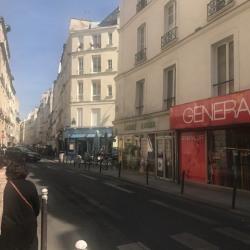 Cession de bail Local commercial Paris 2ème 80 m²