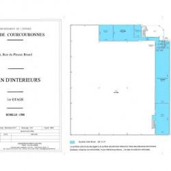 Location Entrepôt Courcouronnes 2400 m²