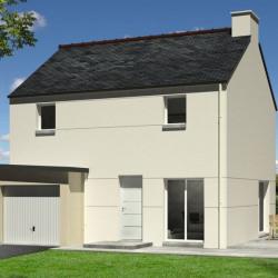 Maison  4 pièces + Terrain  370 m² Plouarzel