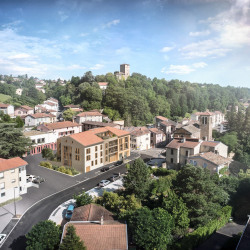 Vente Local commercial Albigny-sur-Saône 157 m²