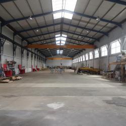 Location Local d'activités La Côte-Saint-André 1680 m²