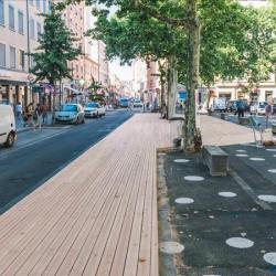 Cession de bail Local commercial Lyon 4ème 55 m²