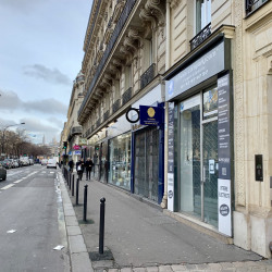 Location Local commercial Paris 17ème 40 m²