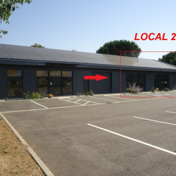 Location Local commercial Varilhes 162 m²