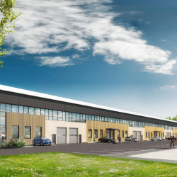 Location Local d'activités Gennevilliers 444 m²