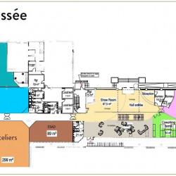 Location Local d'activités Orléans 146 m²