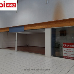 Location Local commercial Varennes-Vauzelles 62 m²
