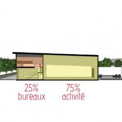 Vente Local d'activités Frépillon 376 m²