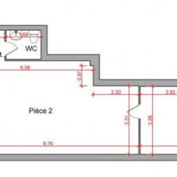 Location Local commercial Le Pecq 84 m²