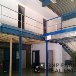 Location Local d'activités Fontaine 450 m²
