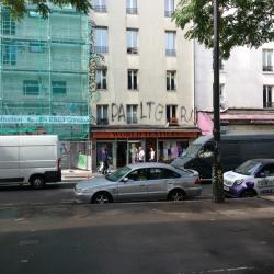 Cession de bail Local commercial Paris 18ème 125 m²