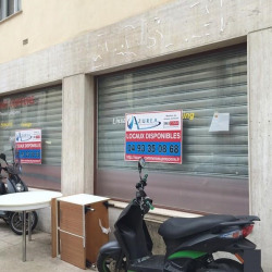 Location Local commercial Nice 35 m²
