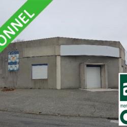 Location Local d'activités Saint-Péray 445 m²