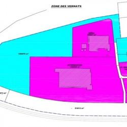 Vente Terrain Moulins 19400 m²