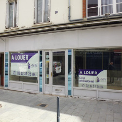 Location Local commercial Évreux 60 m²