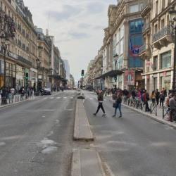 Cession de bail Local commercial Paris 1er 109 m²