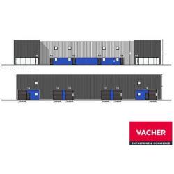 Location Local commercial Saint-Jean-d'Illac 773 m²