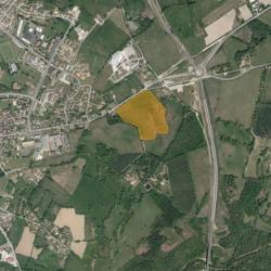 Vente Terrain Bellac 100 m²