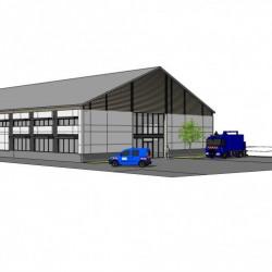 Vente Entrepôt Vaulx-en-Velin 2000 m²