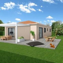 Maison  3 pièces + Terrain  2000 m² Cajarc