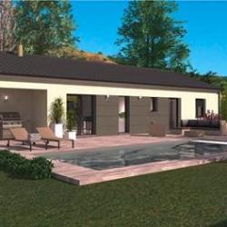 Maison  4 pièces + Terrain  900 m² Aurec-sur-Loire