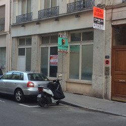 Location Local commercial Lyon 2ème 105 m²