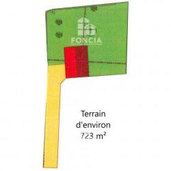 Vente Terrain Chartres 723 m²