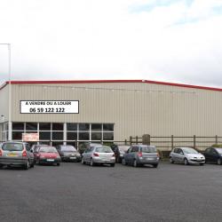 Location Local d'activités Saint-Hilaire-du-Harcouët 900 m²