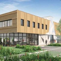 Vente Bureau Bouvines 1139 m²
