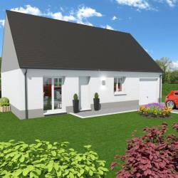Maison  4 pièces + Terrain  600 m² Criel-sur-Mer