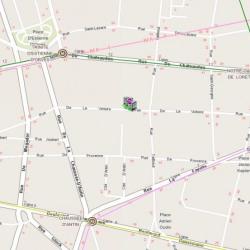 Location Bureau Paris 9ème 3127 m²