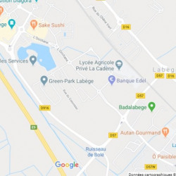 Location Bureau Labège 2700 m²