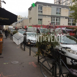 Cession de bail Local commercial Bois-Colombes 100 m²