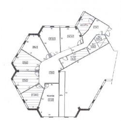 Location Bureau Saint-Aubin 180 m²