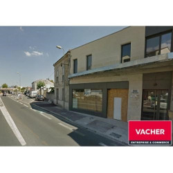 Location Local commercial Talence 123 m²