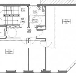 Location Bureau Neuilly-sur-Seine 135 m²