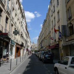 Cession de bail Local commercial Paris 1er 59 m²