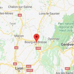 Cession de bail Local commercial Bourg-en-Bresse 63 m²