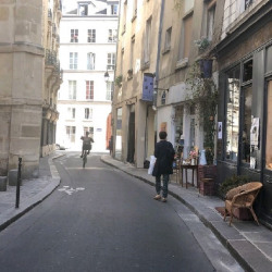 Cession de bail Local commercial Paris 4ème 18 m²