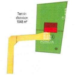 Vente Terrain Chartres 1048 m²
